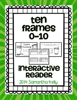 Ten Frames Interactive Reader