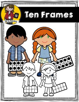 Ten Frames   Kids 0-20
