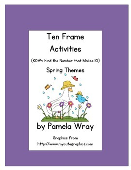 Ten Frames (Make 10)