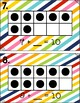 Ten Frames Math Station - What Makes 10?