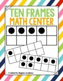 Ten Frames Math Station - What Makes 10?