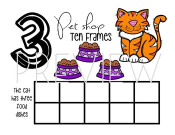 Ten Frames - PETS