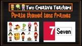 Ten Frames Pack Pirate Theme