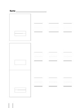 Ten Frames Practice