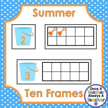 Ten Frames • Summer