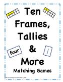 Ten Frames, Tallies & More