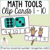 Ten Frames, Tally Marks, & More Activities for Numbers to Ten