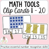 Ten Frames, Tally Marks, and More Activities