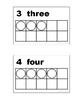Ten Frames - Task Cards