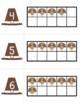 Ten Frames • Thanksgiving