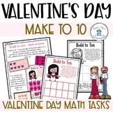 Ten Frames Valentine's Day