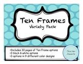 Ten Frames Variety Pack