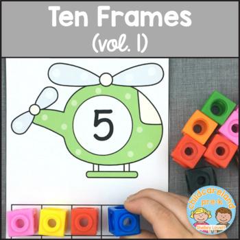 Ten Frames Vol. 1