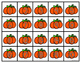 Ten Frames and Number Cards (0-100) Hands-On Math {PUMPKIN}