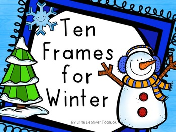 Ten Frames for Winter