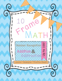 Ten Frames (counting, adding, subtracting through 100)- le