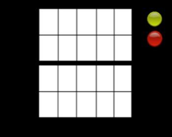 Ten Frames on the Smartboard