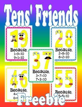 Ten Friends Freebie