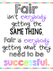 Ten Fun, Bright, & Inspirational Posters {with a white bac