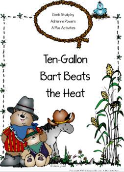 Ten Gallon Bart Beats the Heat Book Companion