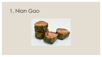 Ten Good Luck Food for Chinese New Year