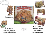 Ten Grouchy Groundhogs Activity Kit