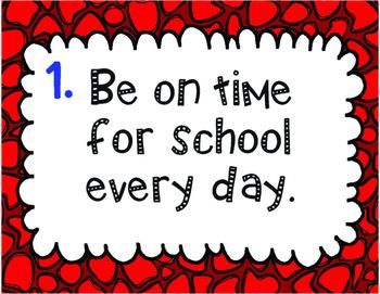 Ten Habits of Good Students