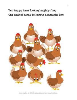 Ten Happy Hens Story Bundle