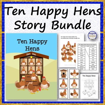 Ten Happy Hens Story Bundle