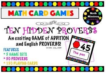 Ten Hidden Proverbs