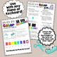 Ten In The Bed ~ A Piano for Preschool Color-Coded Song Sheet