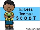 Ten Less, Ten More Scoot