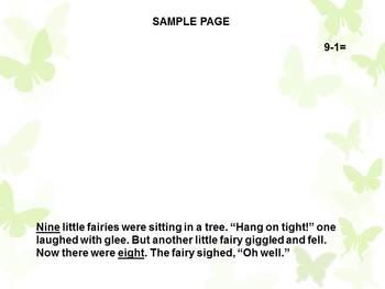 Ten Little Fairies: A Math Story Integrating Math, Literacy and Art