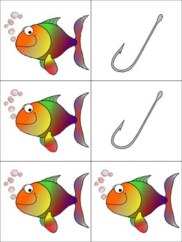 Language and Literacy Lesson: Ten Little Fish