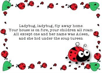 Ten Little Ladybugs Musical Program
