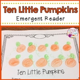 Ten Little Pumpkins (Fall/Autumn)
