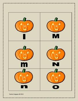 Ten Little Pumpkins Literacy Unit