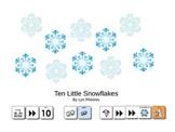 Ten Little Snowflakes by Lyn Phoenix
