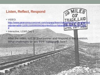 Ten Mile Day, 5th Grade, U1W5 Reading Street, Powerpoint Presentation