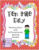 Ten Mile Day Reading and Spelling Bundle (Scott Foresman R