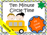 """Ten Minute Circle Time"" Book"