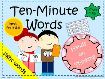 Selfie Sight-Word Practice - FUN Games, Cards, & Activities