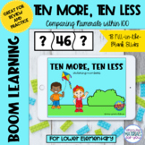 Ten More Ten Less Boom Learning℠ Quiz | SPRING