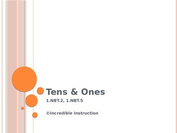 Ten More Ten Less PowerPoint