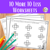 10 More 10 Less Worksheets