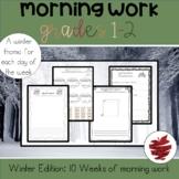 Ten More Weeks of Winter Morning Work