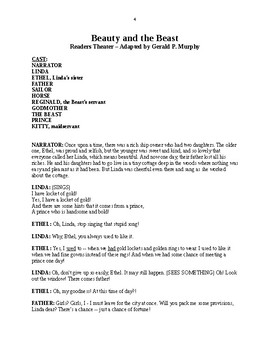 Ten One Act Fairy Tales Plays for Kids (Readers Theater)