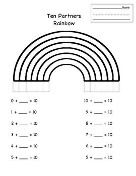 Ten Partners Rainbow