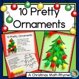 Christmas Math: Ten Pretty Ornaments, Missing Addends