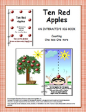 Ten Red Apples - An Interactive Big Book